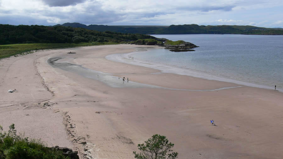 Gairloch in Wester Ross