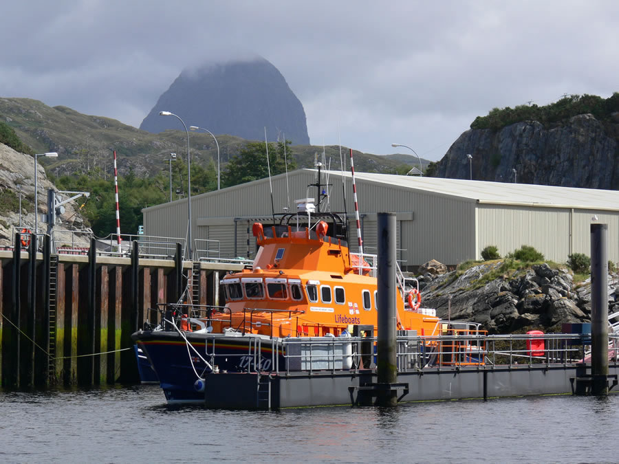 Lochinver Lifeboat